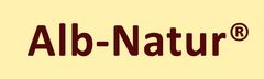 Alb-Natur Logo dunkle Schrift