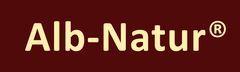 Alb-Natur Logo helle Schrift