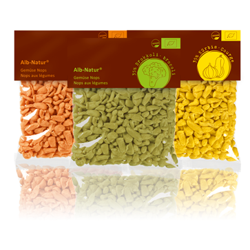 Packshots Frische Gemüse Nops