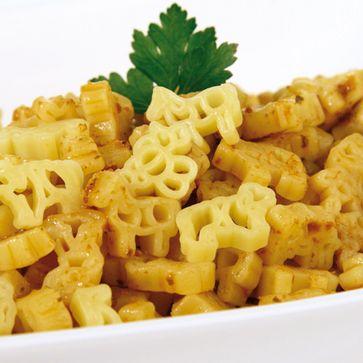 Bauernhof-Pasta mit Pesto Rosso